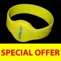 LEGIC Advant RW05 Silicone Wristband