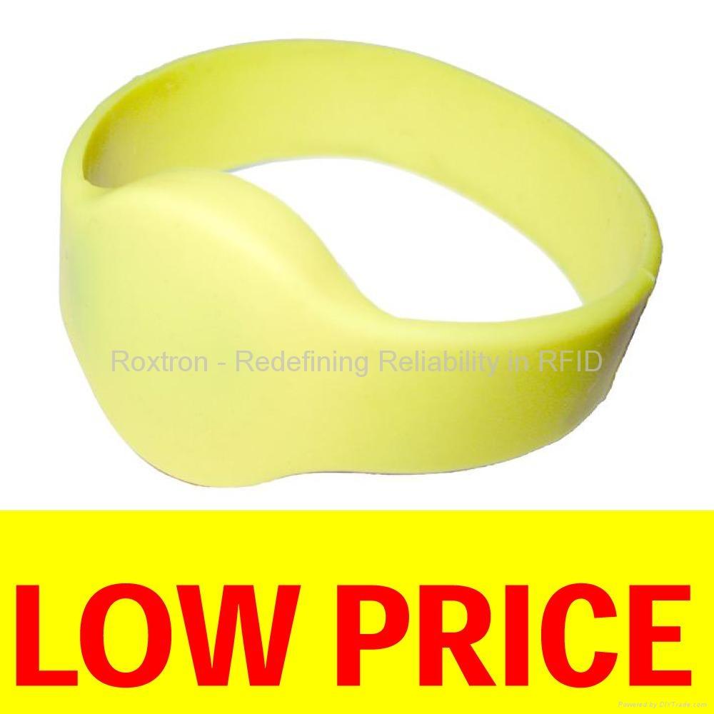 ROXTRON legic wristband