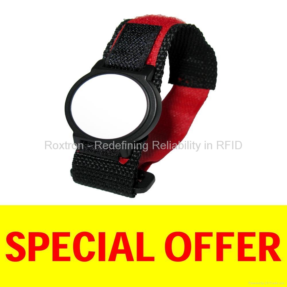 ROXTRON nfc wristband
