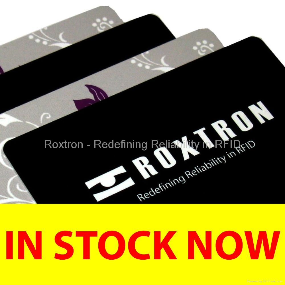 ROXTRON ICODE 2 Paper Card