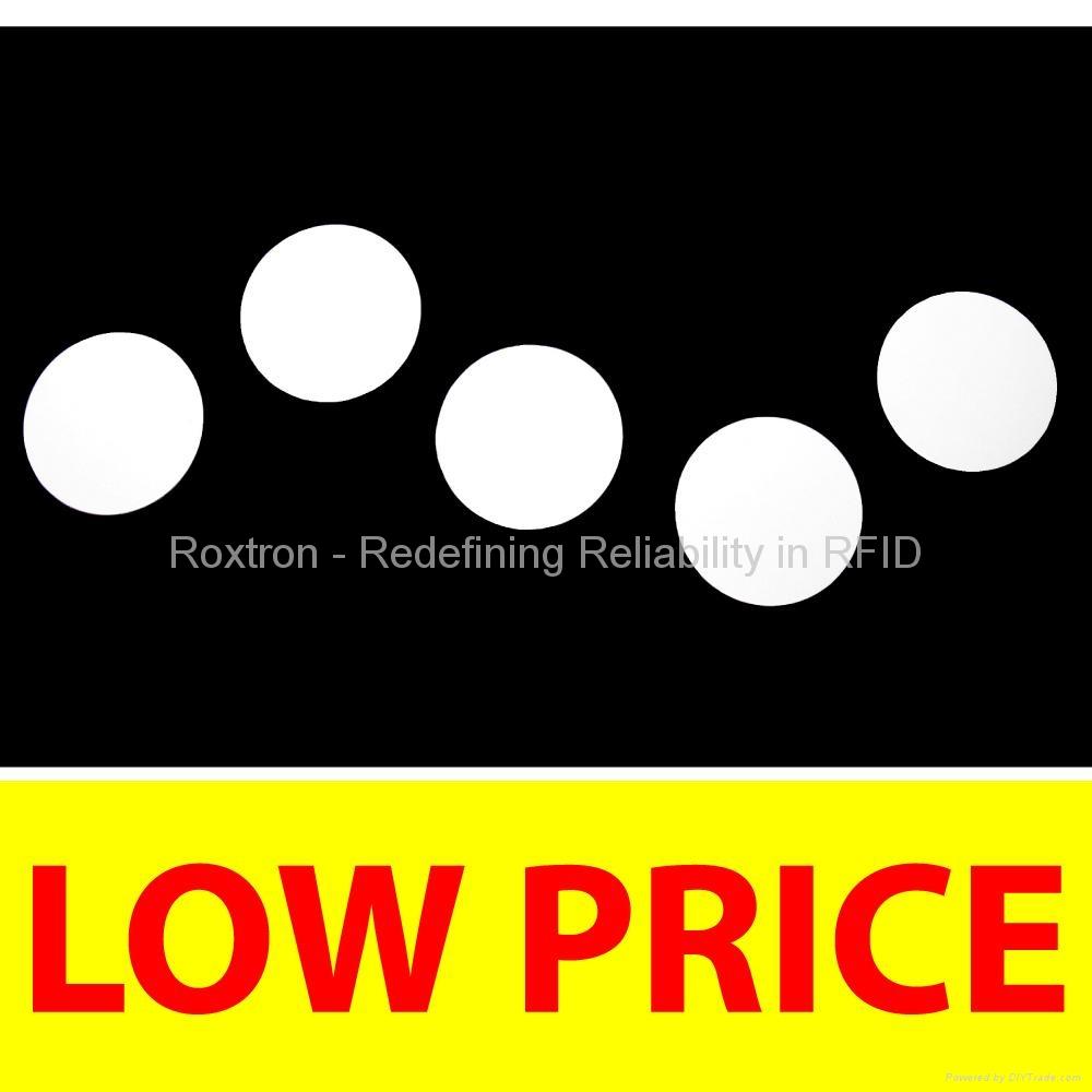 ROXTRON legic 1024 disc tag