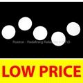 ROXTRON ISO14443B PVC Disc Tag