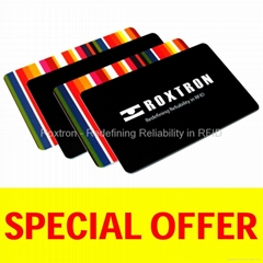 MIFARE Classic EV1 1K PVC ISO Card (Special Offer from 6-Year Gold Supplier)