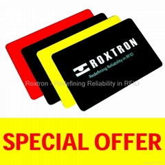 MIFARE 4K S70 PVC ISO Card (Special Offer from 6-Year Gold Supplier)
