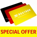 MIFARE Plus S 4K PVC ISO Card (Special Offer from 6-Year Gold Supplier)