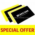 LF 125 KHz PVC ISO Card