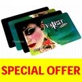 ROXTRON EM4100-Compatible PVC ISO Card