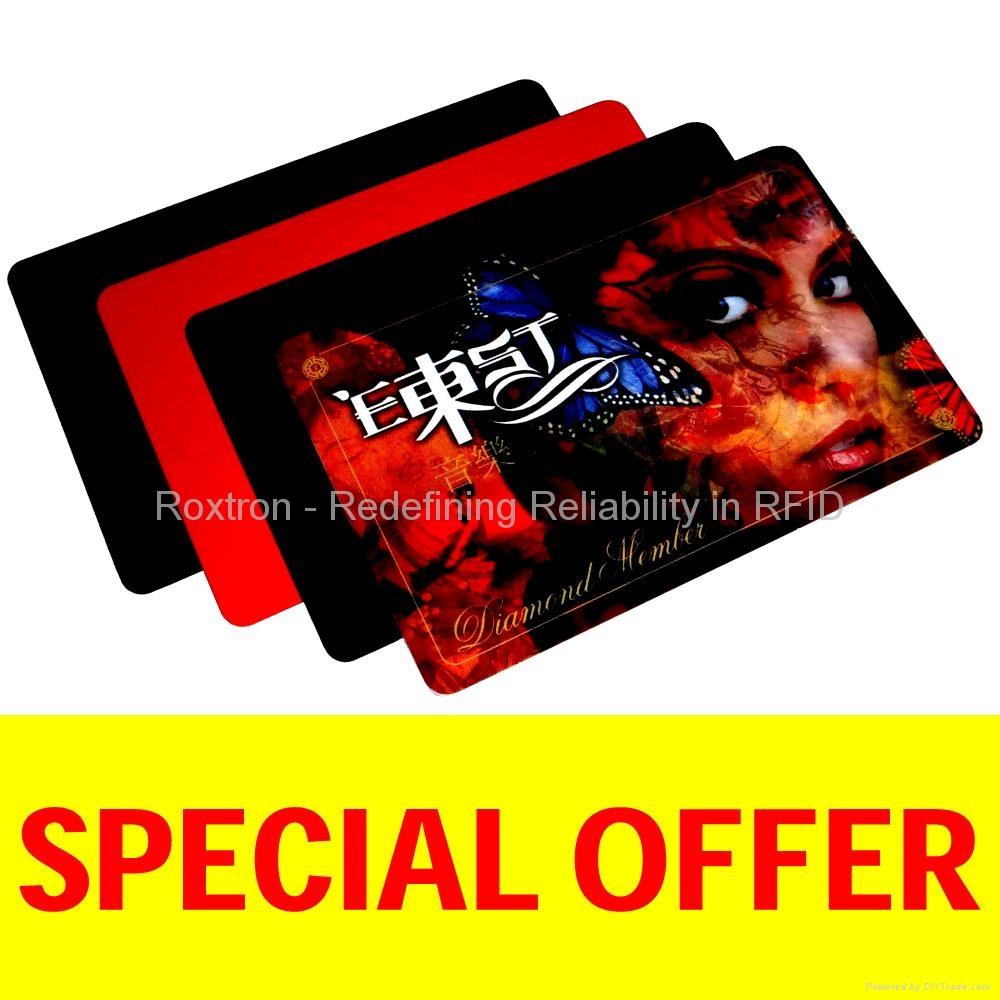 ATA5567 PVC ISO Card