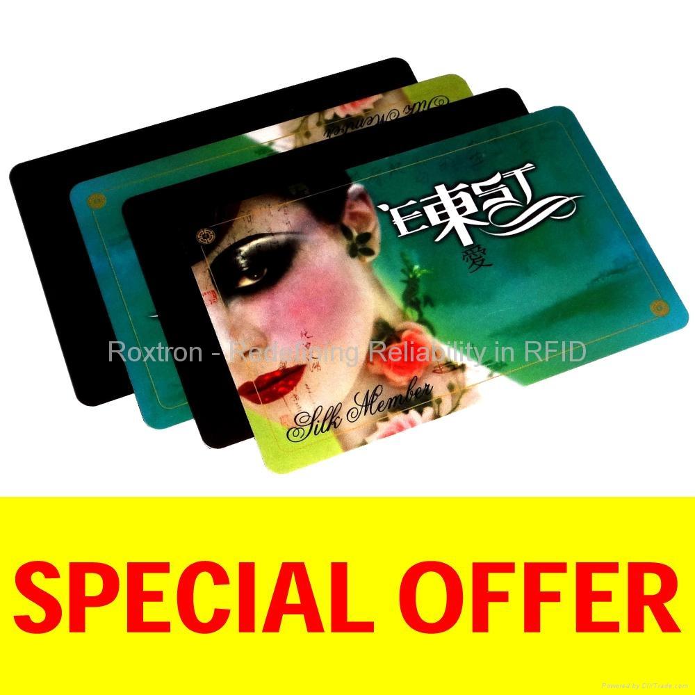 LEGIC ATC2048 PVC ISO Card