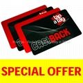 UHF PVC ISO Card