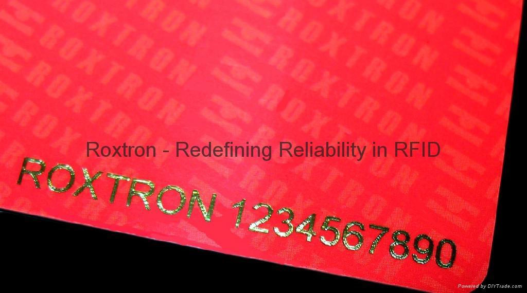 H4102 PVC ISO Card 10