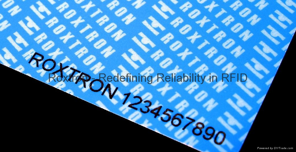 H4102 PVC ISO Card 20