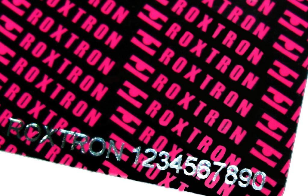 Tag-it Ti2048 PVC ISO Card 10