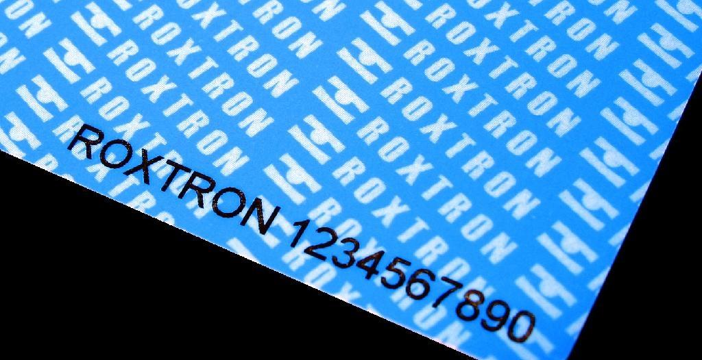 Tag-it Ti2048 PVC ISO Card 13