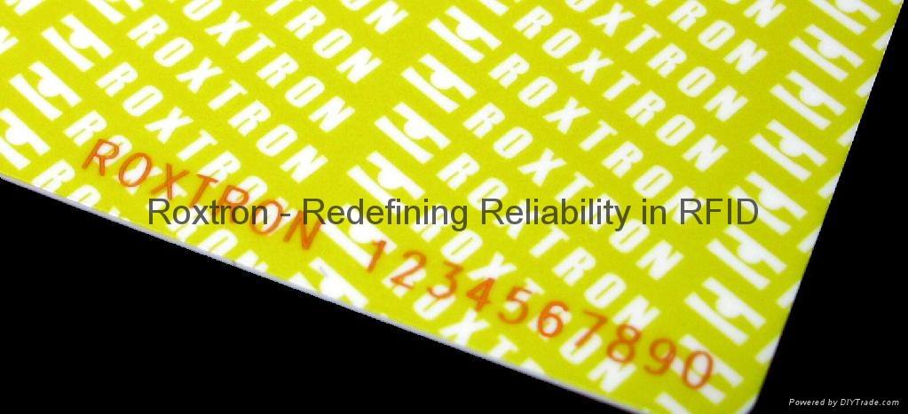 Tag-it PVC ISO Card 7