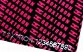 UHF ALIEN PVC ISO Card