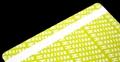 ICODE SLI + UHF Class 1 Gen2 Dual Frequency PVC ISO Card