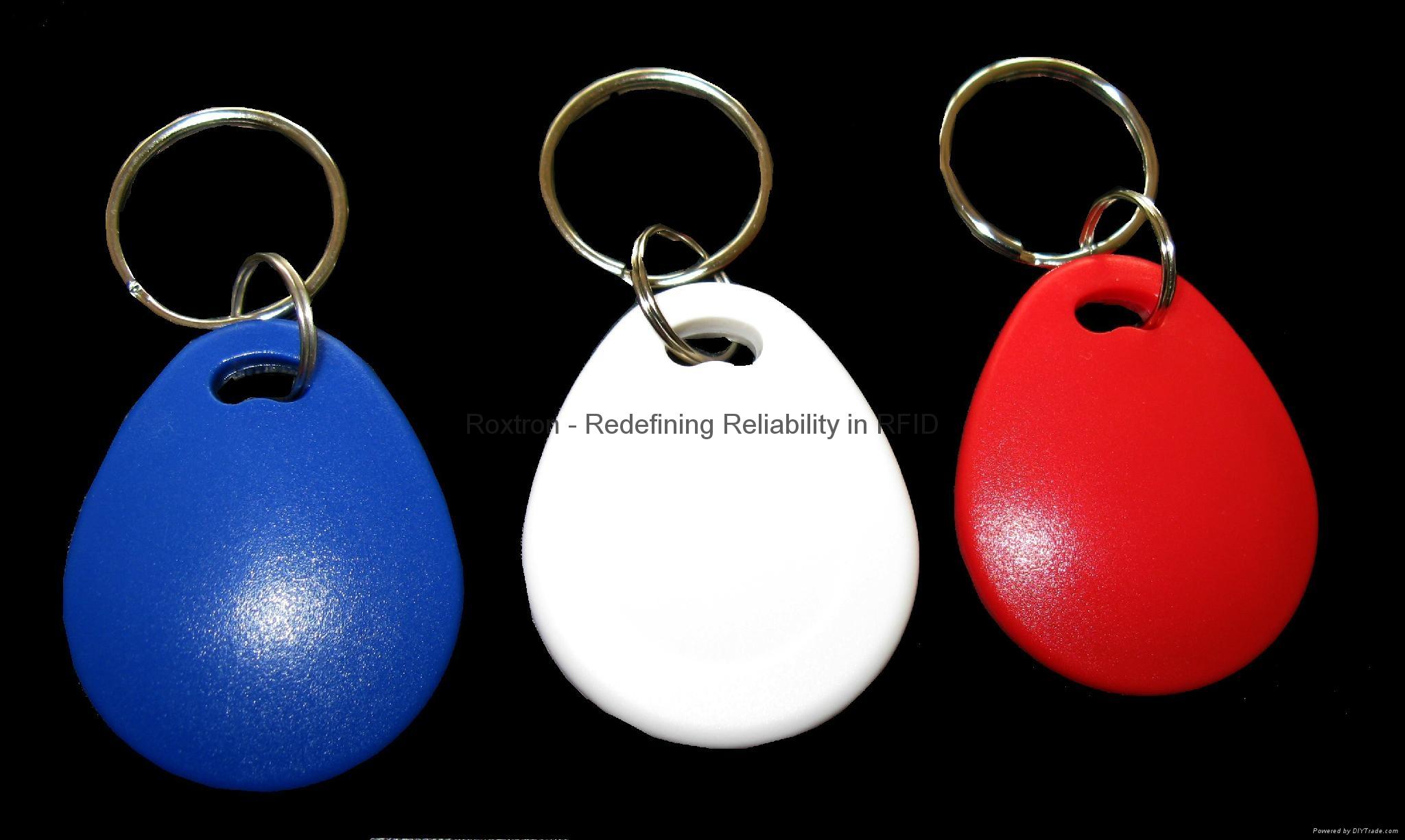 RFID RXK03 Key Fob 15