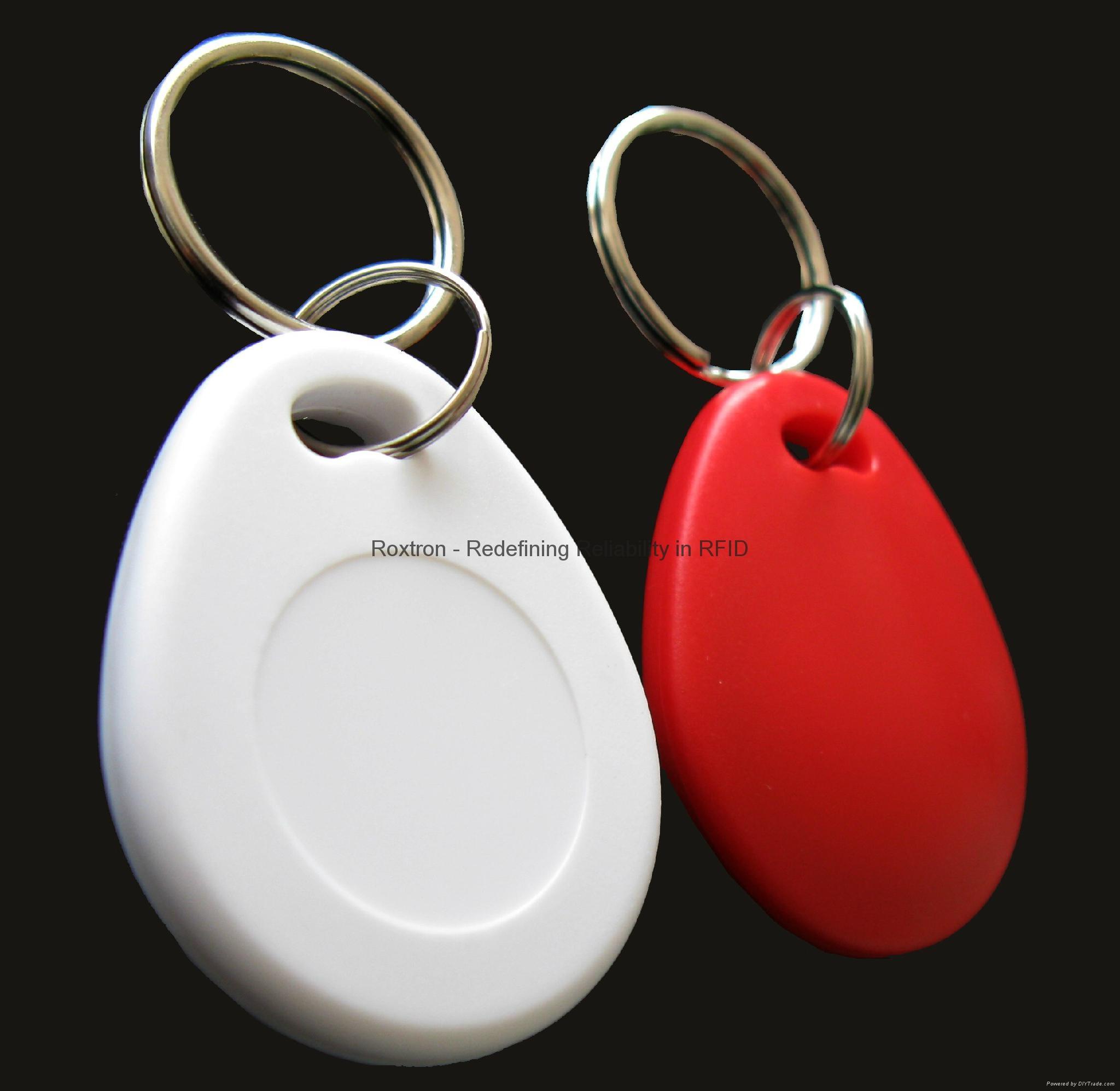 RFID RXK03 Key Fob 18