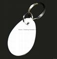 MIFARE Plus S 2K RXK03 Key Fob 7