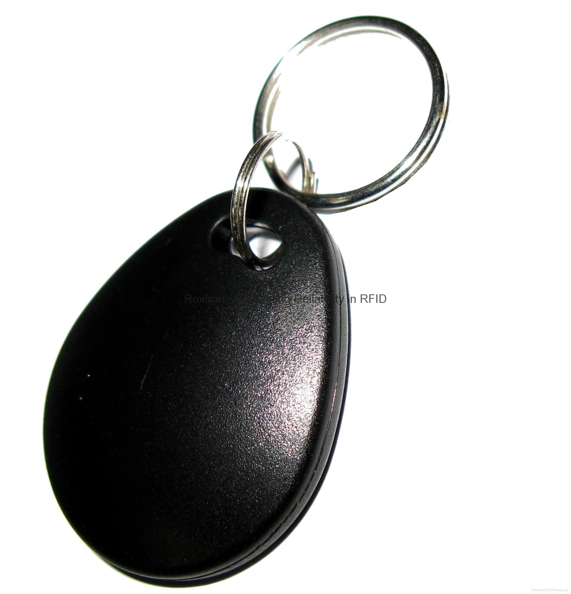ROXTRON desfire 2k key fob