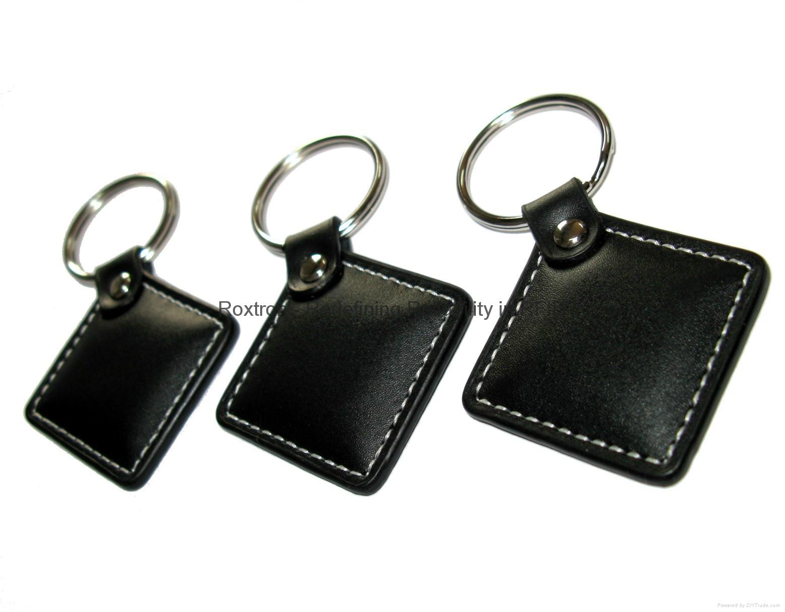 MIFARE Classic 1K RXK14 Leather Key Tag 7