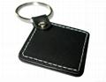MIFARE Classic 1K RXK14 Leather Key Tag 12