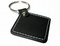 MIFARE Classic 1K RXK14 Leather Key Tag