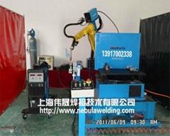上海偉晟專業機器人焊接集成