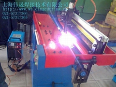 直縫自動焊接專機