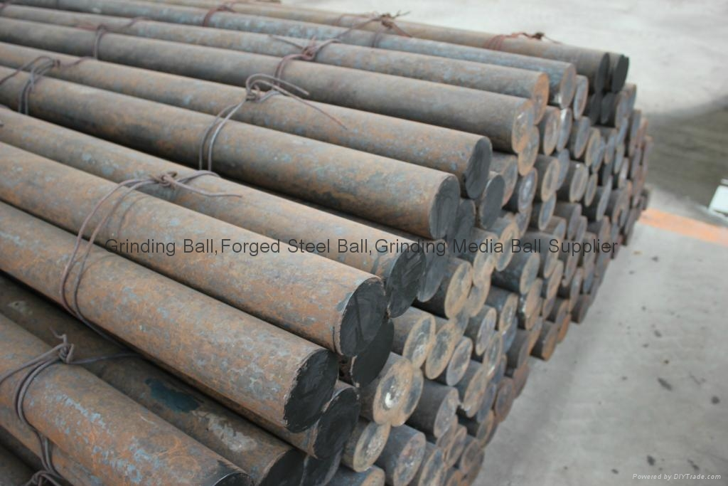Grinding Steel Rods for mine