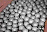 山東球磨機耐磨鋼球-鍛造鋼球-半自磨鋼球