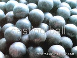 Chrome steel balls for Mines 1