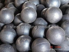 steel ball for mining industry