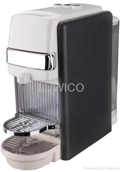 capsule coffee machine 1