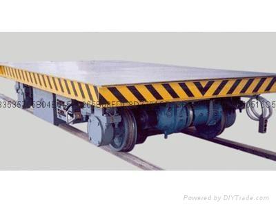 低压供电电动平车 2