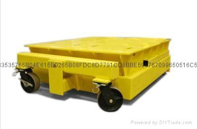 低压供电电动平车 4