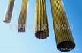 黃銅直紋花管