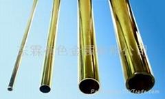 国标H65黄铜管