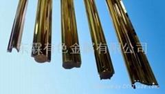 国标H59黄铜型材