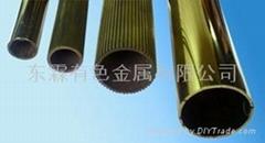异型黄铜管