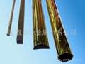 黃銅扭紋花管