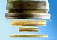 网纹黄铜花管