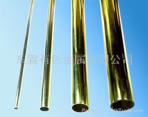 國標H63黃銅管 1