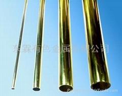 国标H63黄铜管