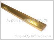 H59環保無鉛含鉍黃銅條