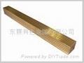 國標H59黃銅方棒