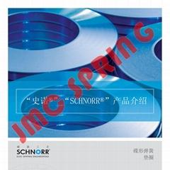 原裝正品現貨庫存德國Schnorr碟形彈簧