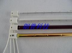短波石英卤素红外线灯管