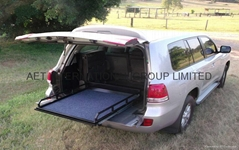 Rollout  Cargo Bed Slides